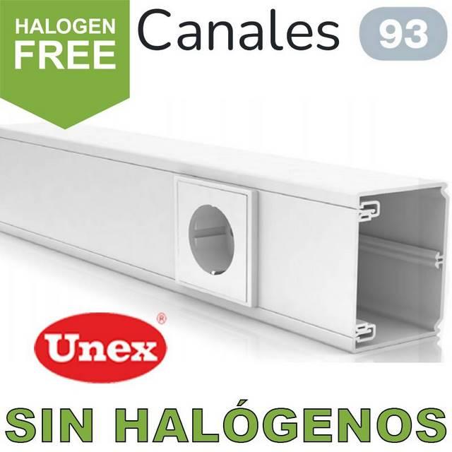 UNEX 93 CANAL 0 HALOGENOS
