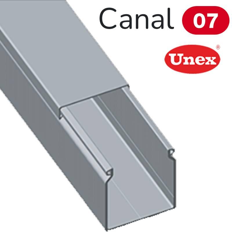 UNEX 07 CANAL CUADROS
