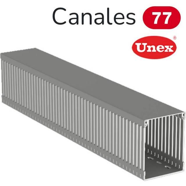 UNEX 77 CANAL RANURADO