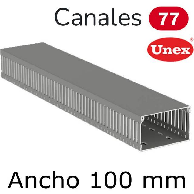 UNEX 77 CANAL ANCHO 100MM