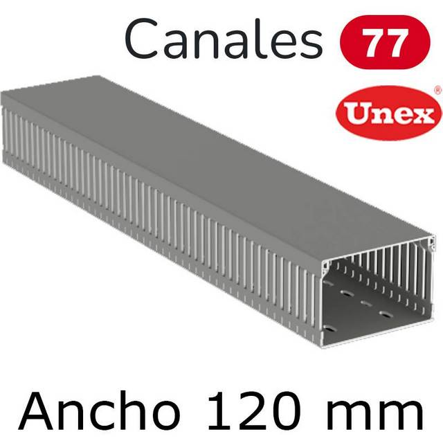 UNEX 77 CANAL ANCHO 120MM