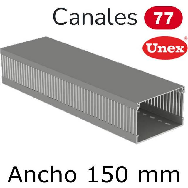 UNEX 77 CANAL ANCHO 150MM