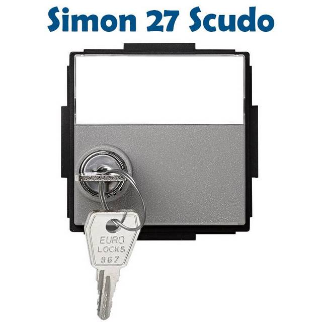 simon 27 scudo gris