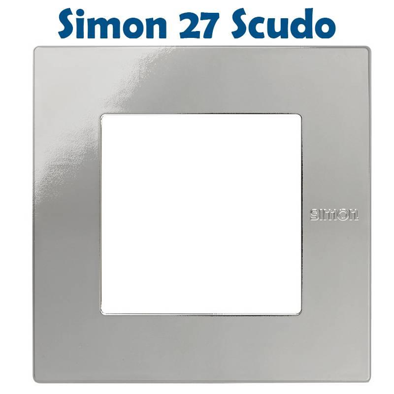 simon 27 scudo cromado
