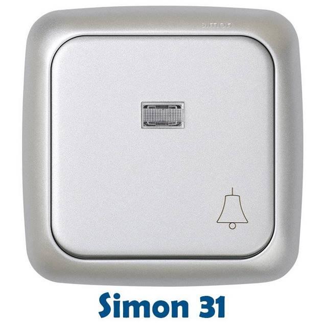 Simon 31 aluminio