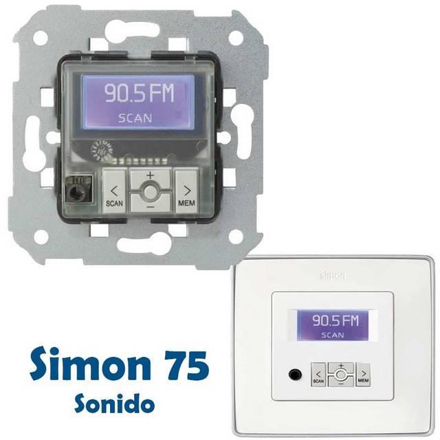 SIMON 75 SONIDO