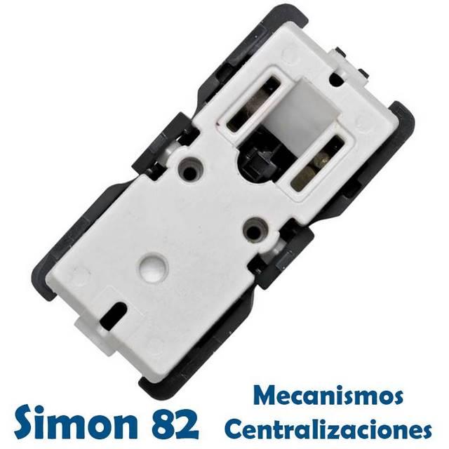 SIMON 82 CENTRALIZACIONES MECANISMOS