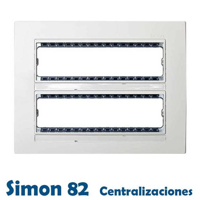 CENTRALIZACIONES SIMON 82