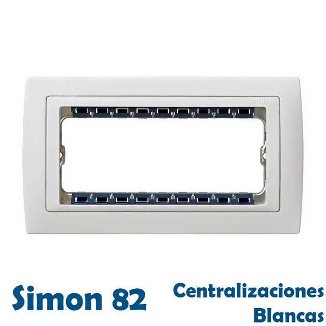 MARCOS SIMON 82 CENTRALIZACIONES GAMA BLANCA