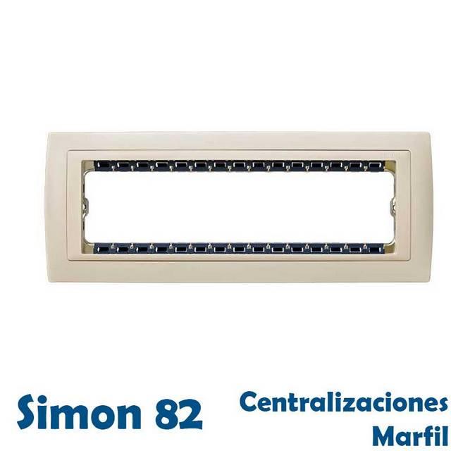 MARCOS SIMON 82 CENTRALIZACIONES GAMA MARFIL